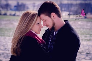 engagement love in millersville, pa