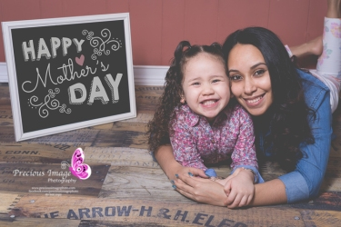 mother's day photo in lancaster, pa